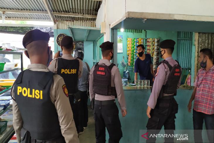 Satgas Banda Aceh perketat patroli PPKM mikro malam takbiran Idul Adha