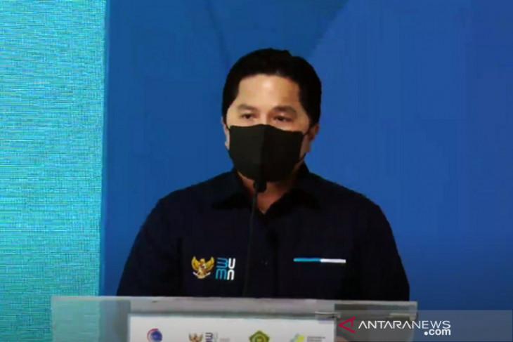 Erick Thohir harapkan lowongan kerja BUMN peluang bagi publik di masa pandemi