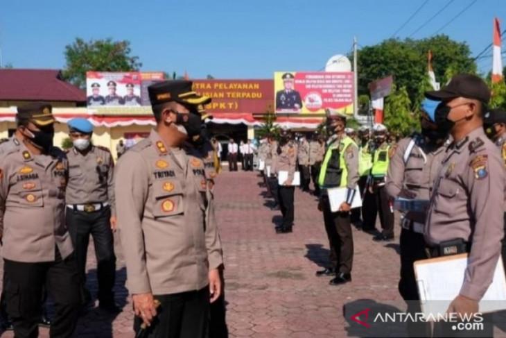 Kapolres Tanjungbalai sebut tidak ada ampun bagi anggota terlibat narkoba