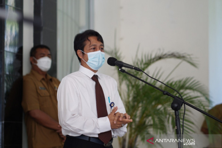 BPKP dampingi penyaluran beras bantuan sosial ke KPM di Gorontalo