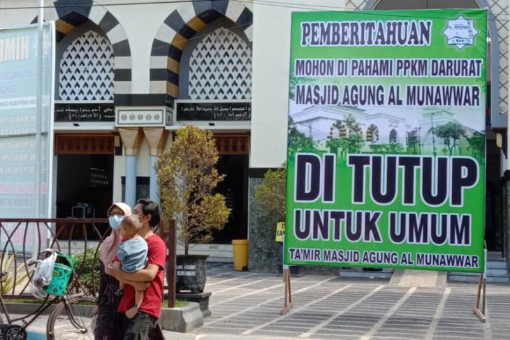 Warga Tulungagung Shalat Idul Adha di rumah