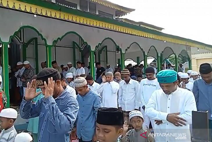 Warga Negeri Wakal di Maluku Tengah sudah menunaikan Shalat Idul Adha begini penjelasannya