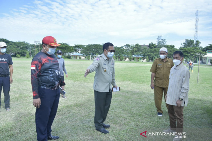 Pemkab Gorontalo izinkan shalat Idul Adha berjamaah