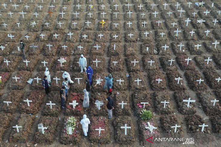 Bareskrim selidiki informasi soal kartel kremasi jenazah COVID Rp80 juta