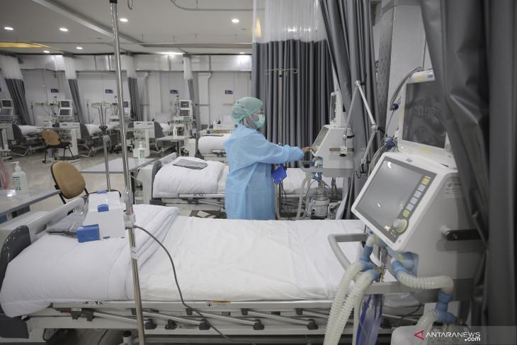 Menko Luhut dorong optimalisasi isolasi terpusat untuk pasien risiko tinggi