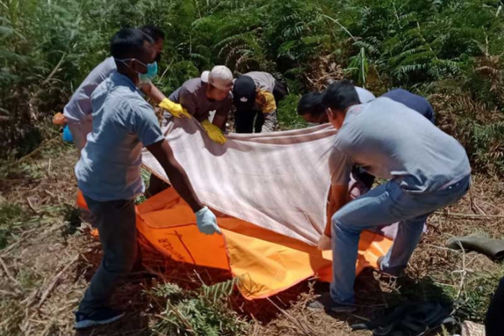 Petani ditemukan meninggal dunia di kebun kopi