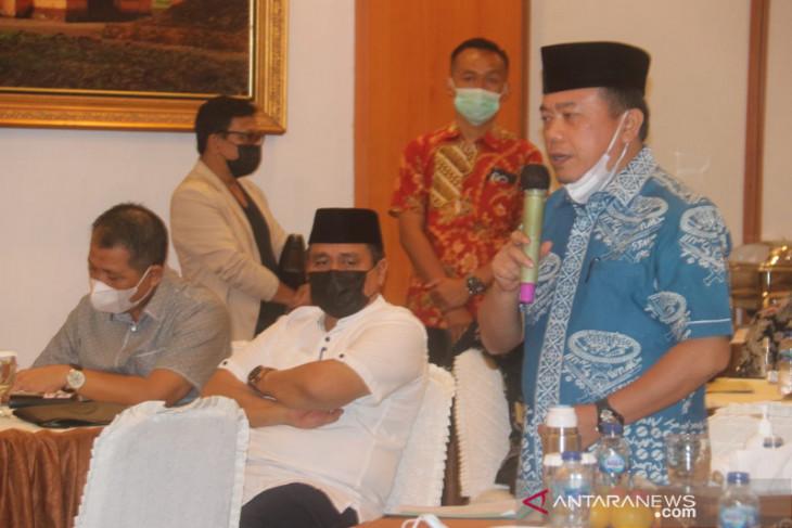 Gubernur Jambi kumpulkan pihak balai percepat pembangunan