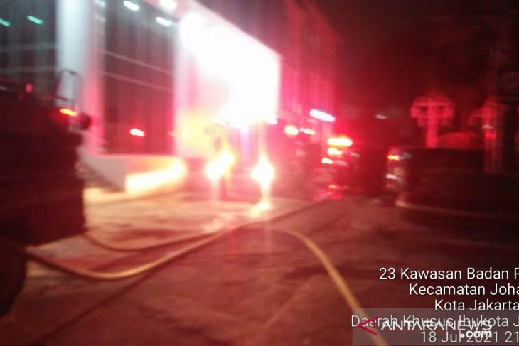 Kasus kebakaran Gedung BPOM begini penanganan dari kepolisian