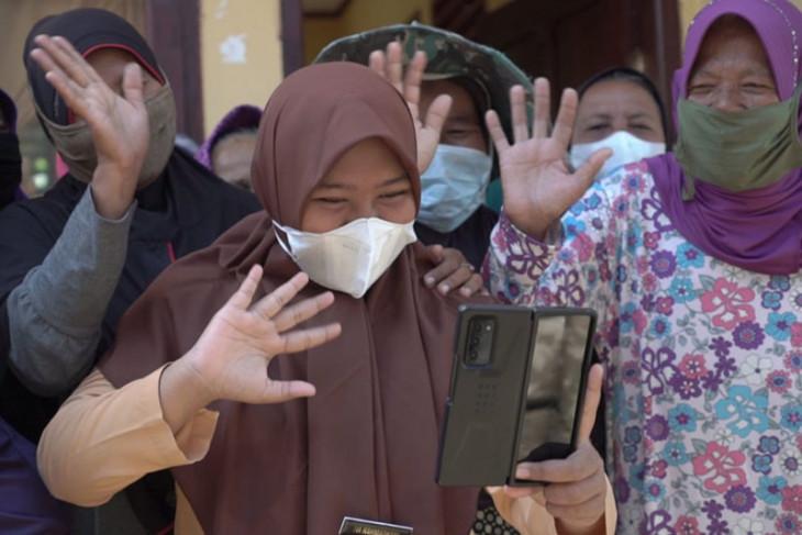 Pelajar di Pidie Jaya kirim pesan ke Kapolda Aceh minta ban bekas