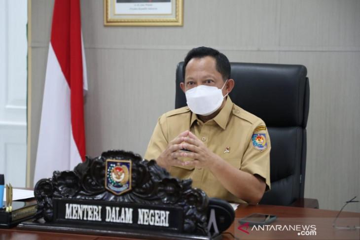 Mendagri terbitkan instruksi PPKM level 4 Jawa-Bali