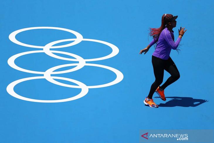 Olimpiade Tokyo, Naomi Osaka dominan, Ash Barty tersingkir