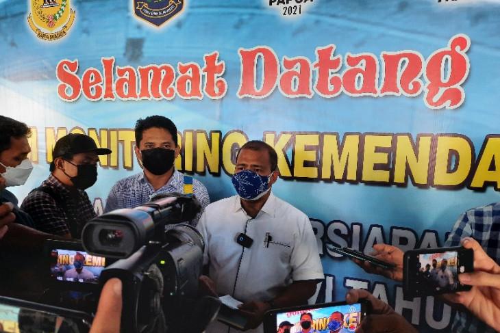 Papua bersiap lockdown satu bulan, gubernur  minta masyarakat bersiap
