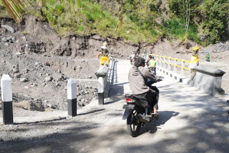 Jembatan tuntas, jembatan harapan baru dari TNI kepada masyarakat