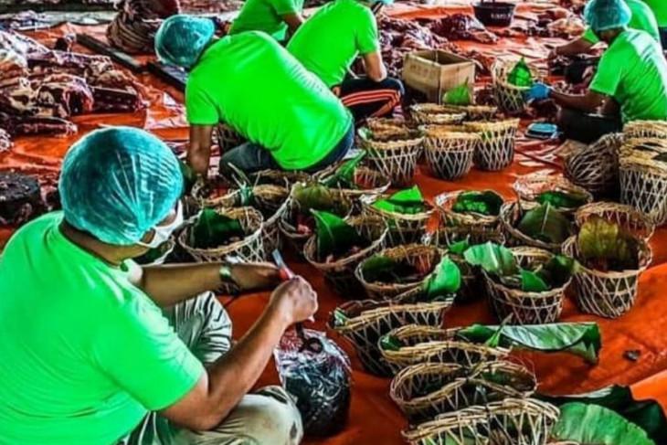 Pemprov DKI Jakarta imbau panitia kurban hindari pemakaian wadah plastik