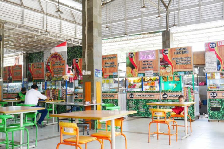 Sentra wisata kuliner di Surabaya dibebaskan bayar retribusi selama PPKM Darurat
