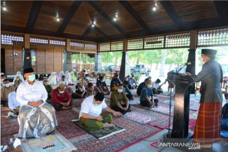 Gubernur Gorontalo : Idul Adha di masa sulit memupuk persatuan