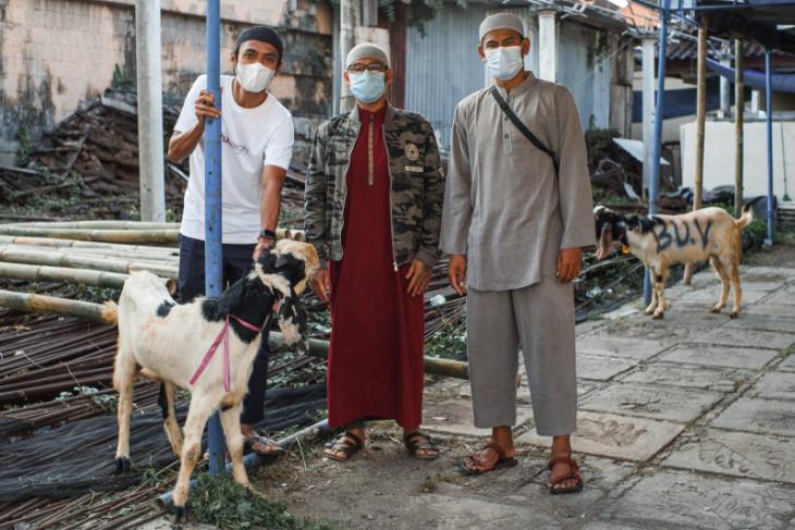 Bali United kurban lima kambing