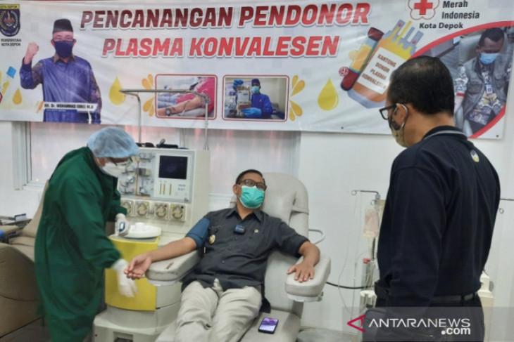Wakil Wali Kota Depok imbau para penyintas donorkan plasma konvalesen