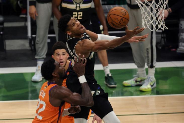 Milwaukee Bucks menjadi juara baru NBA