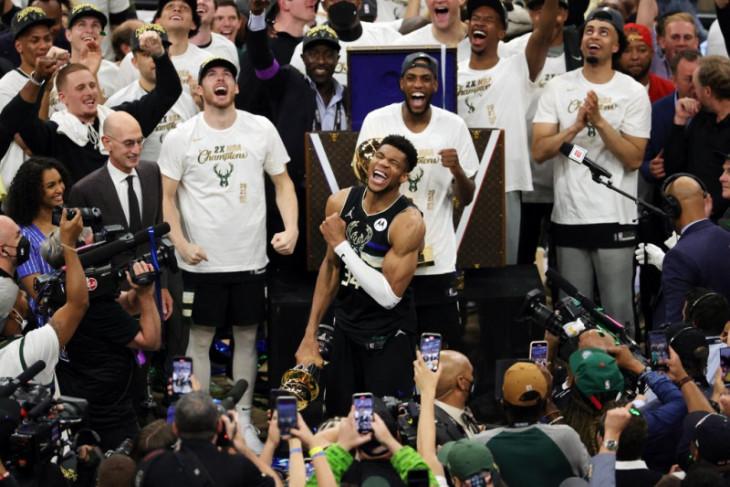 Basket NBA, simak juara NBA dari masa ke masa
