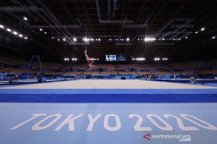 Yunani menarik tim renang artistik setelah terpapar COVID-19