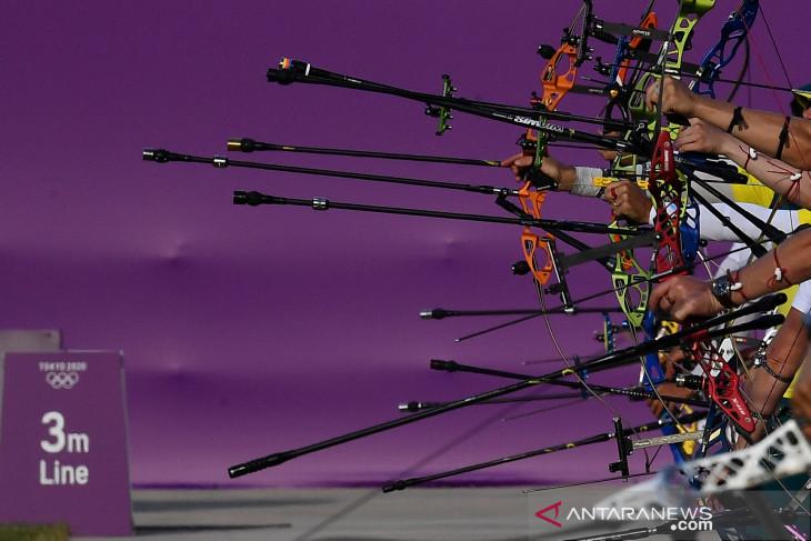 Olimpiade Tokyo: Korea Selatan dominasi medali emas panahan
