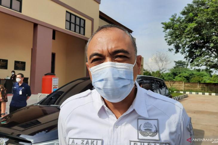 Bupati Tangerang Ahmed Zaki Iskandar  dukung PPKM diperpanjang