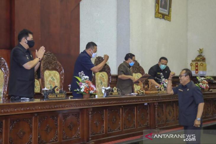 DPRD Gianyar adakan rapat paripurna terkait pemulihan ekonomi