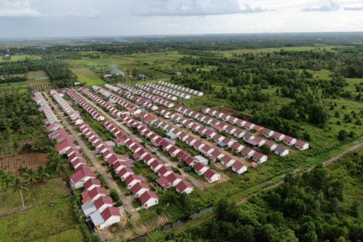 Kementerian PUPR danai Rp9,49 Miliar bangun PSU perumahan subsidi di Kalbar