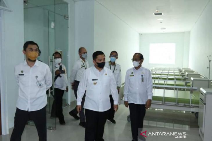 Banjarmasin's Sultan Suriansyah Hospital full of COVID-19 patients