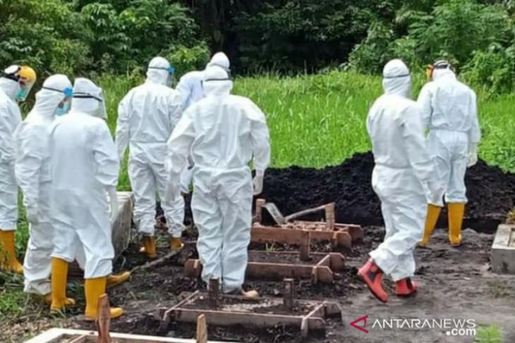 Kasus kematian akibat COVID-19 di Belitung capai 101 orang