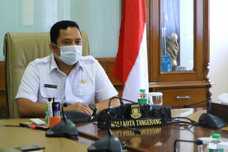 Pemkot Tangerang gencarkan vaksinasi di penerapan PPKM level 4