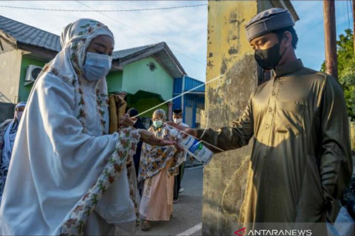 Pemerintah temukan pelanggaran protokol kesehatan saat Idul Adha