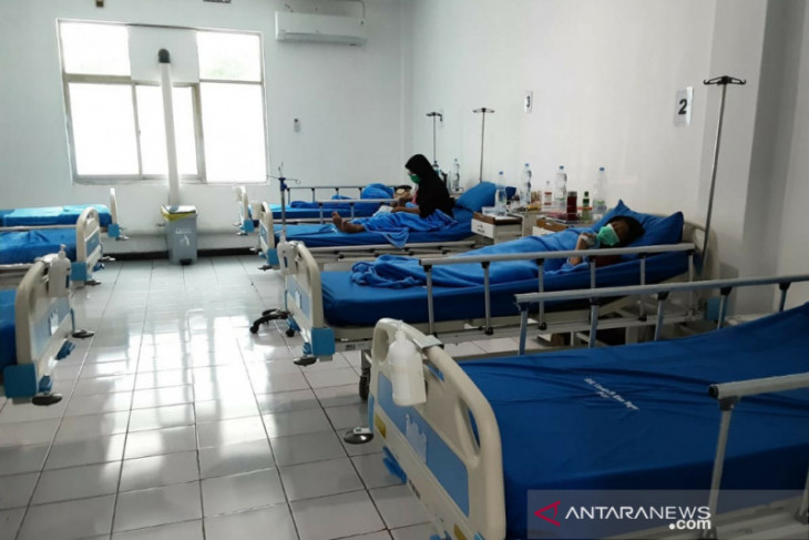 Ada 39 pasien positif COVID-19 meninggal di Kota Bogor dalam sepekan