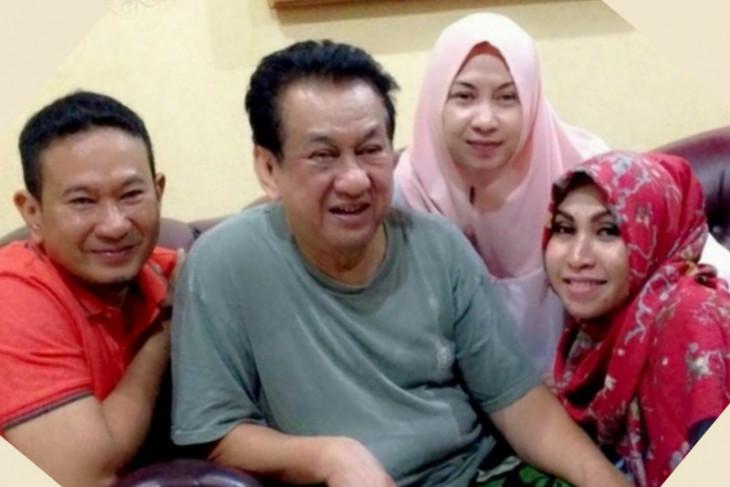 Setelah istri berpulang, aktor Anwar Fuady kehilangan anaknya karena COVID-19