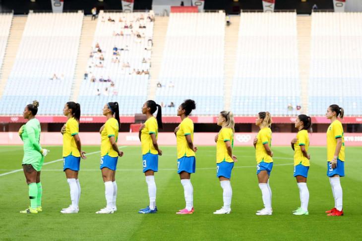 Olimpiade Tokyo, jadwal sepak bola putri: Belanda vs Brazil di grup F