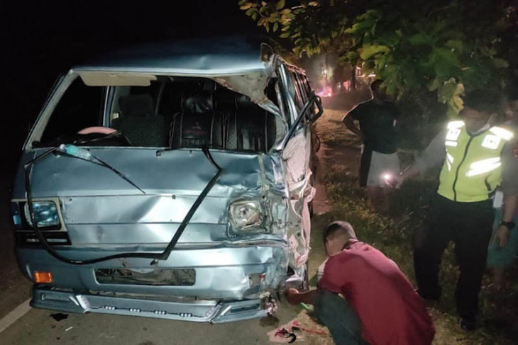 Seorang pelajar tewas, empat luka-luka dalam kecelakaan maut di Aceh Timur