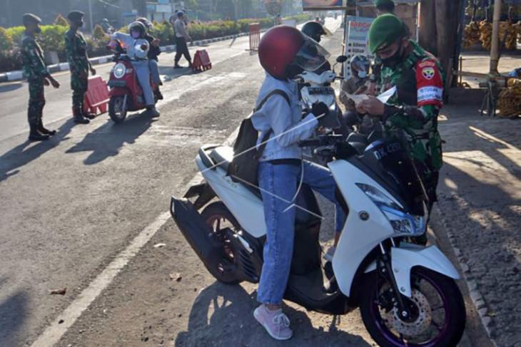Perpanjangan PPKM di Bali