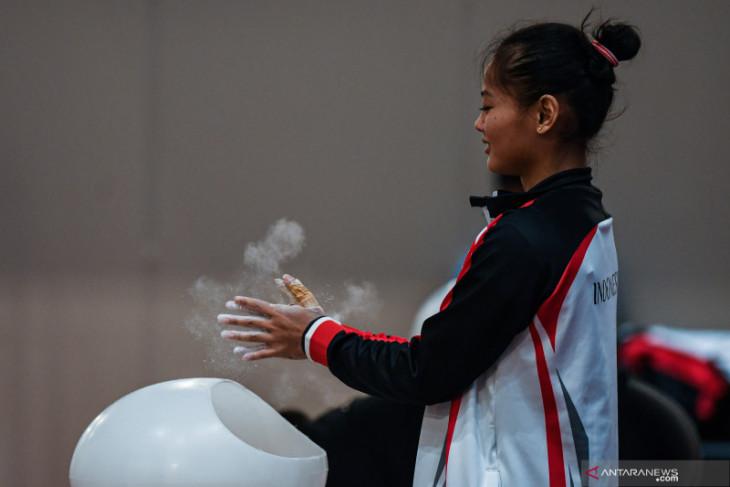 Windy Cantika Aisah sumbang medali pertama bagi tim Merah Putih di Olimpiade Tokyo