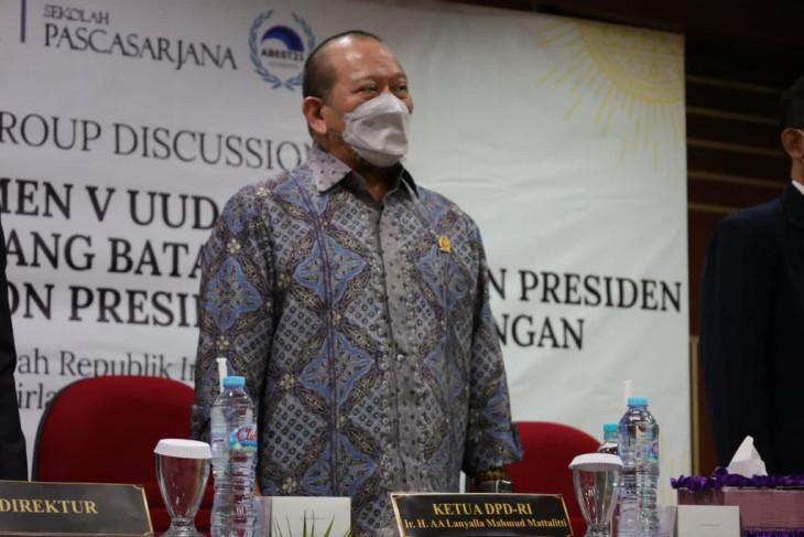 La Nyalla apresiasi pemerintah luncurkan subsidi upah