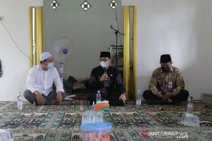 Wabup HSS resmikan Langgar Maidanu Syariah Tebing Tinggi