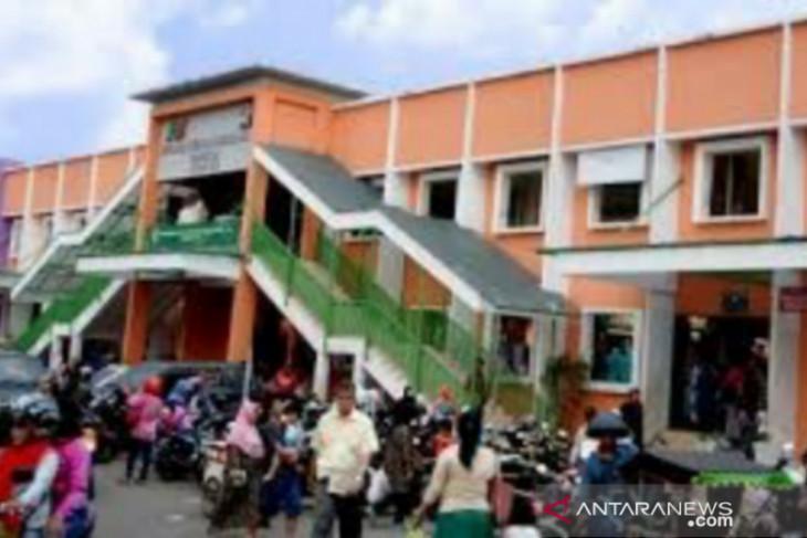 Pedagang non-pangan di pasar Kota Bogor boleh berjualan lagi