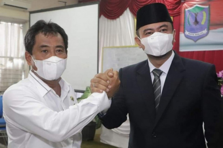 Rizky Yunanda Sitepu terpilih menjadi Wakil Walikota Binjai