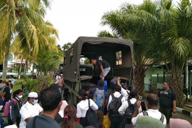 Kodim Yawa kirim 37 peserta seleksi calon bintara Kowad TNI AD