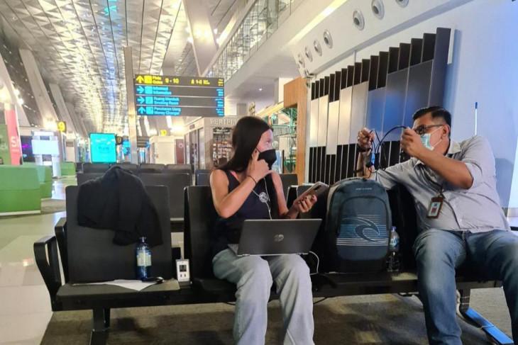 Imigrasi Bali deportasi WNA Rusia tolak isolasi mandiri