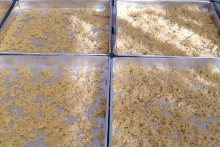 PTPN XI kembangkan beras pisang di Lumajang