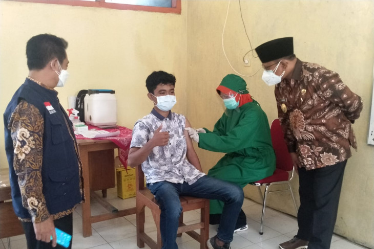 Pemkab Banyuwangi mulai sasar vaksinasi kalangan remaja