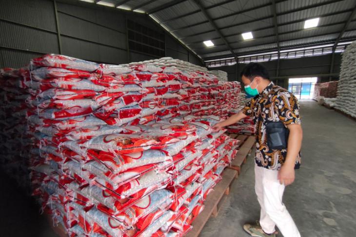 Pemprov Banten segera bagikan 11 ribu ton beras bantuan pemerintah