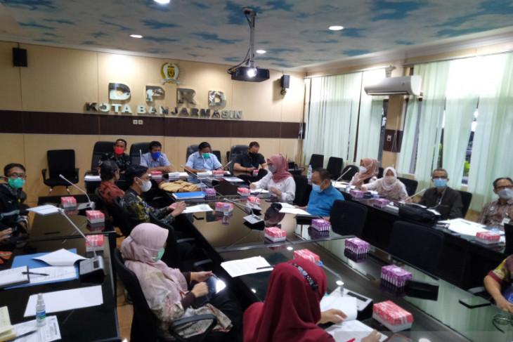 DPRD hampir finalisasi Raperda alih status PDAM Bandarmasih jadi Perseoda