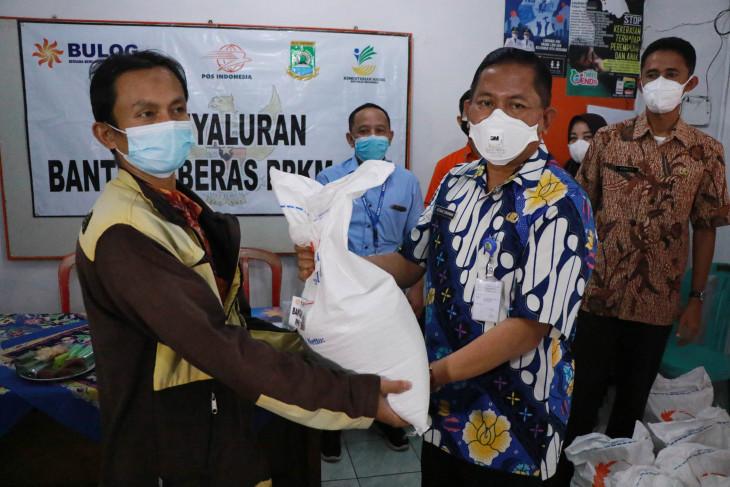 203.171 keluarga di Kota Tangerang terdata sebagai penerima bansos beras